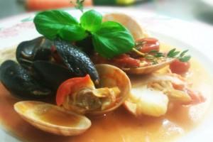 Italiener Haar Feinkostgerichte